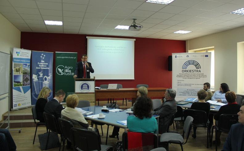 Konferencja podsumowująca projekt ORKIESTRA