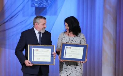 Oficjalne wręczenie certyfikatów Bronze Labelling na Gali Biznesu