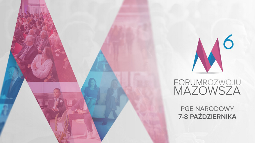 AgroBioCluster Partnerem Strefy podczas 6 Forum Rozwoju Mazowsza