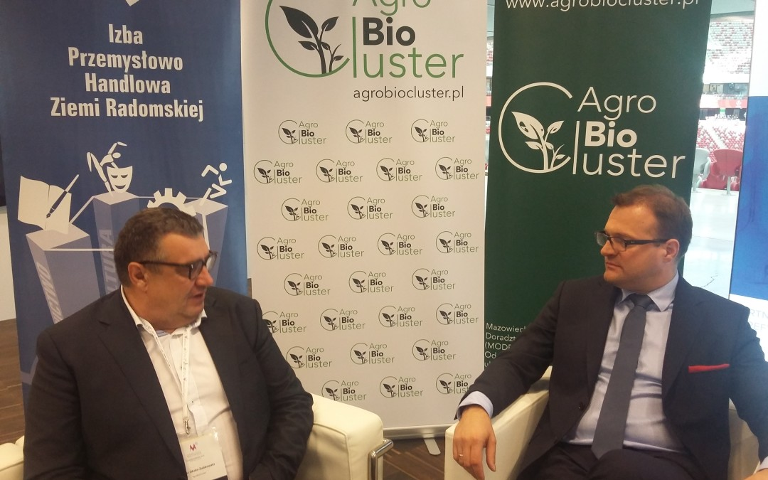 AgroBioCluster na 6 Forum Rozwoju Mazowsza