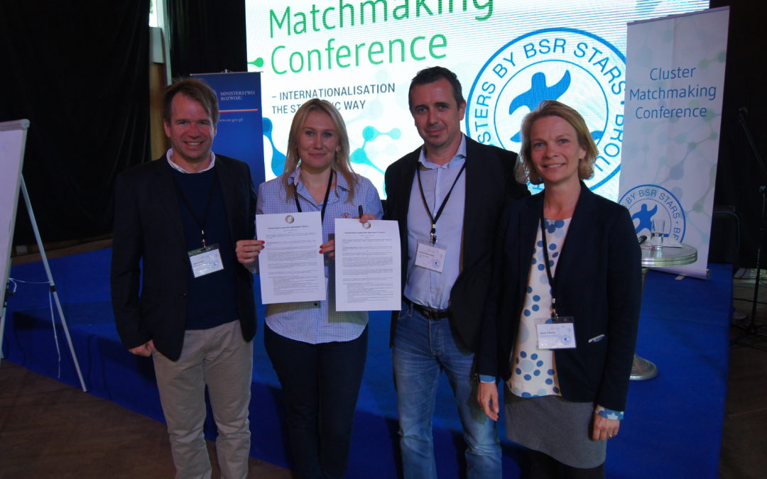 4th Cluster Matchmaking Conference