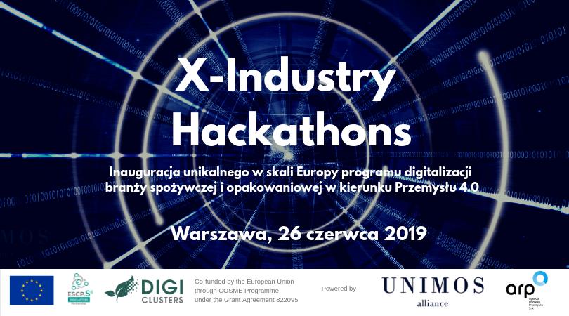 Rozpoczynamy program X-Industry Hackathons