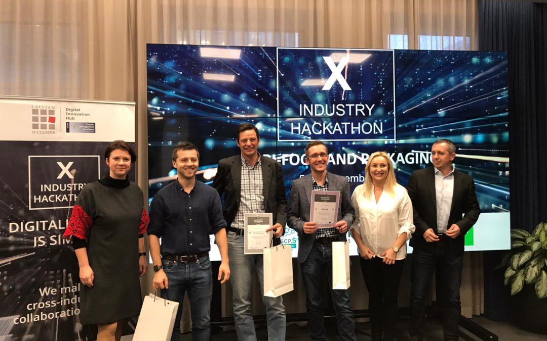 X-Industry Hackathon w Rydze
